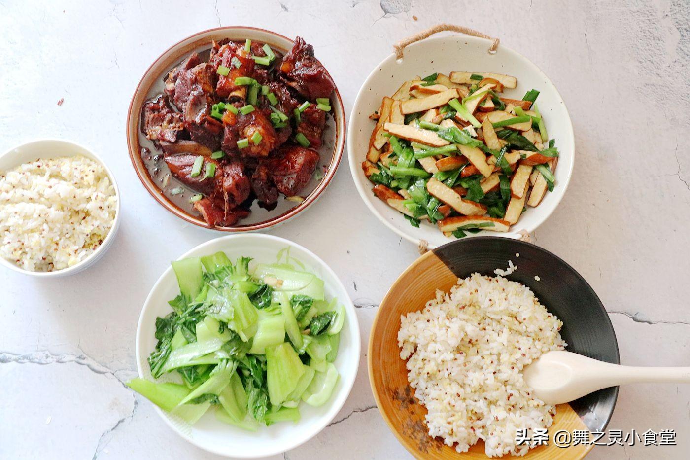 为高考生精心准备的午餐,健康又营养 午餐 第3张
