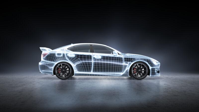 整个车身就是一块电池:汽车制造商开发用车身储能充电的技术