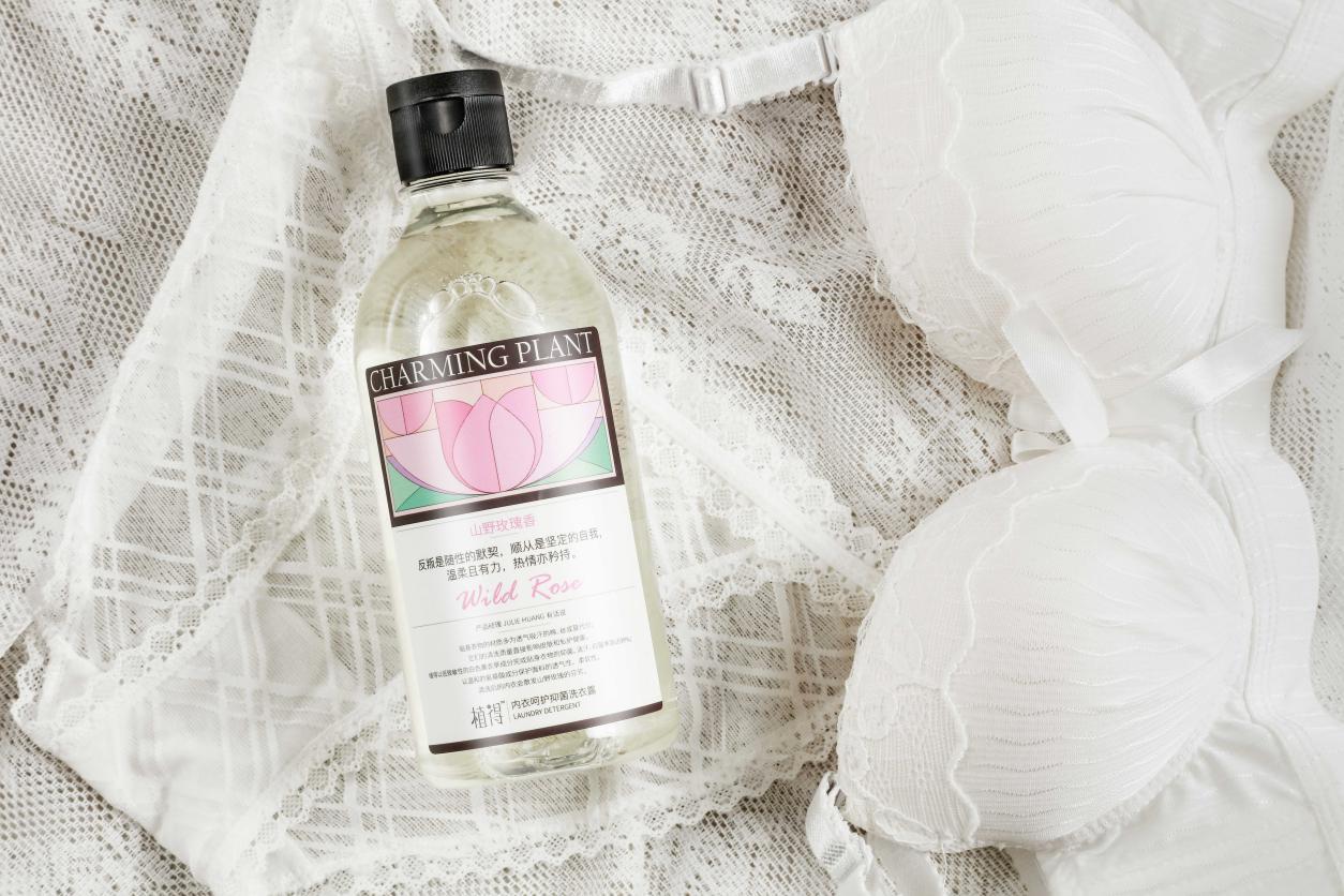 有了它,你会爱上洗内裤:抑菌神器植得内衣呵护抑菌洗衣露