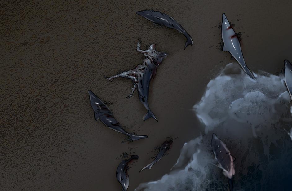 """《灵笼·月魁传》:""""变异人""""惨遭不良少年殴打,海洋异变来临?"""