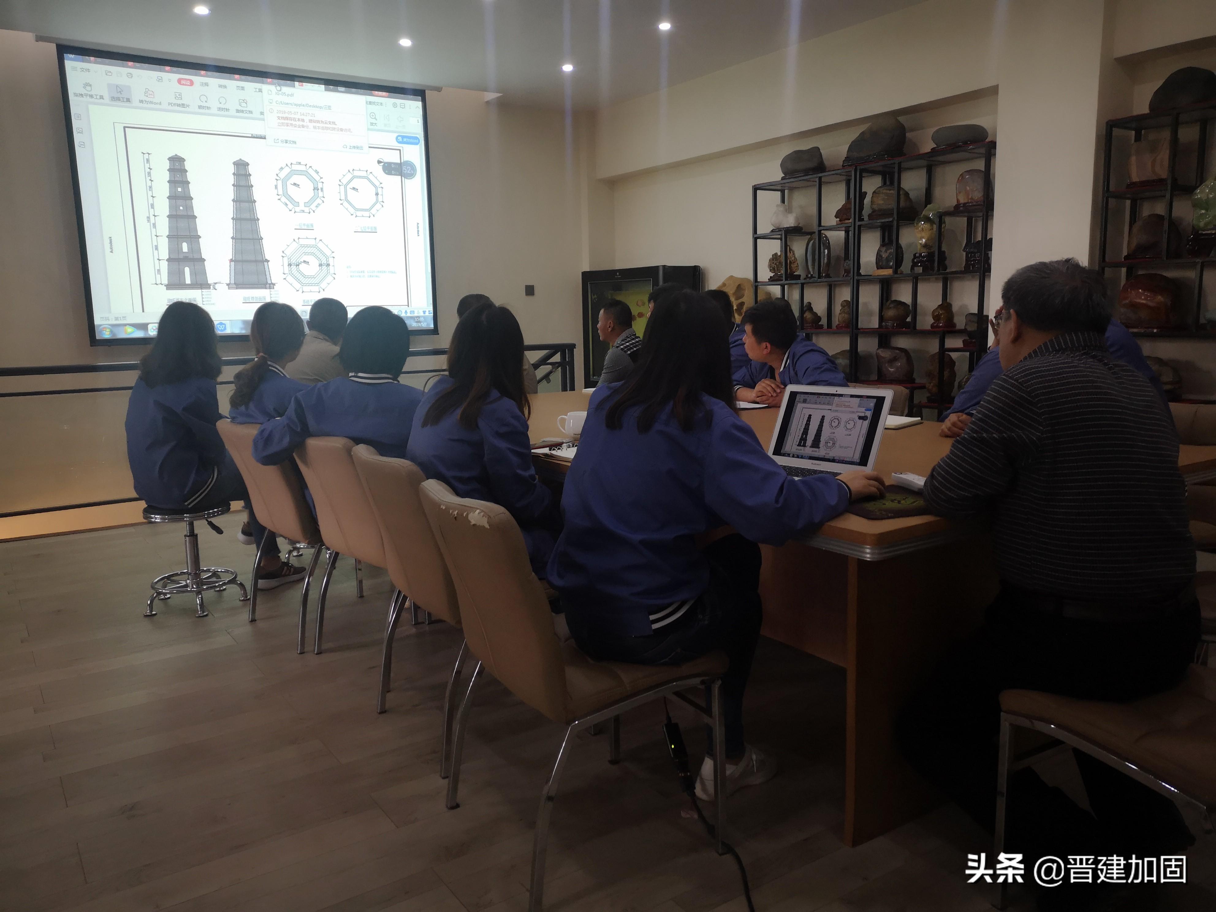 """长治团队奔赴海南三亚为清代古塔""""手术""""纠倾,将塔改""""斜""""归正"""