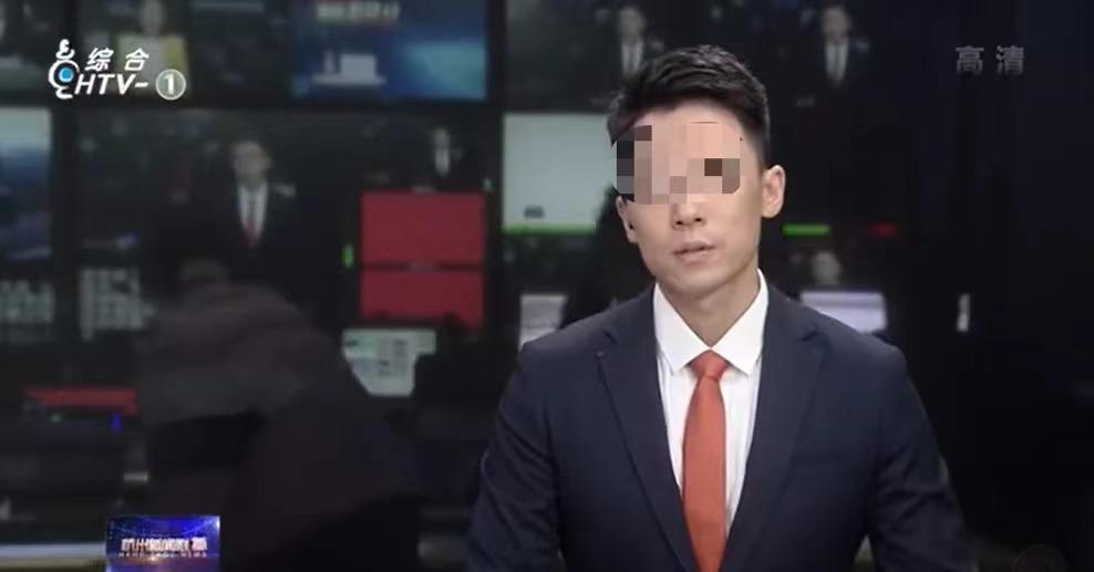 """杭州新闻直播男主播失态引争议:""""我劝你做个情绪稳定的成年人"""""""