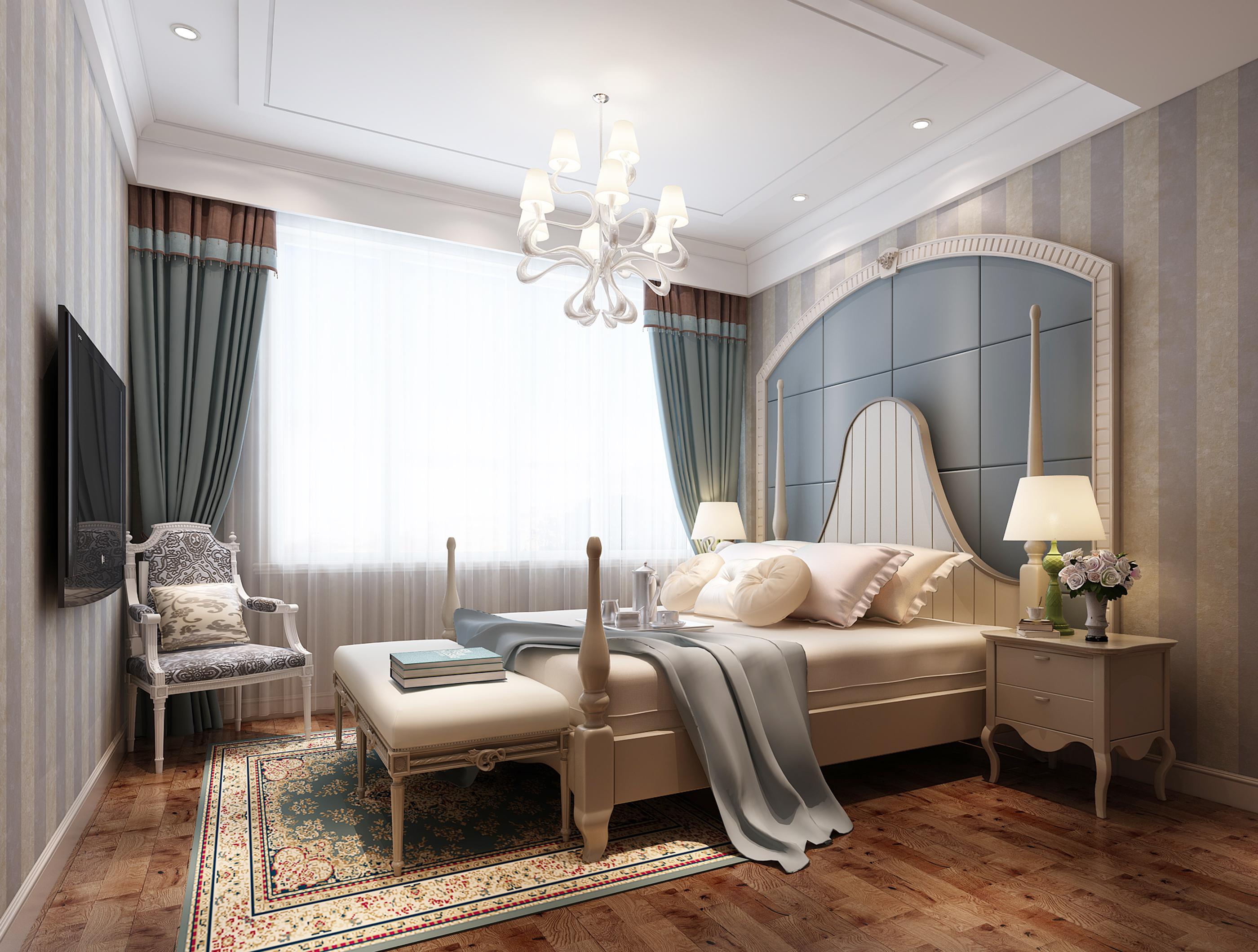 小戶型臥室就不該放大床!學會這樣裝修,榨干每1㎡