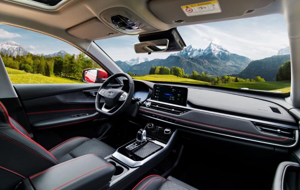 高能不仅是性能强劲,更是智能高超,试驾全新一代瑞虎5x高能版