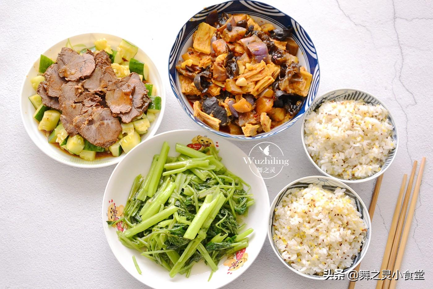 为高考生精心准备的午餐,健康又营养 午餐 第6张