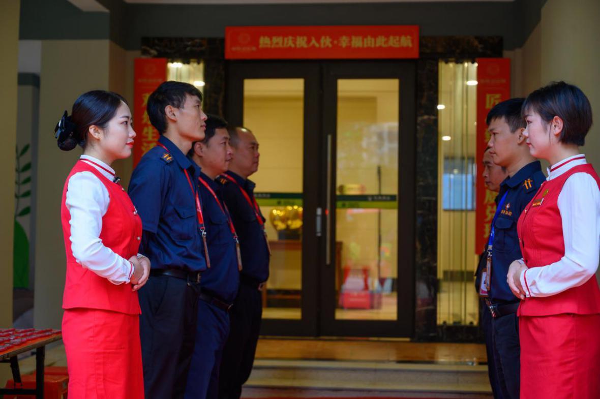 桂林彰泰·欢乐颂 二期千户盛大交付 恭迎业主回家