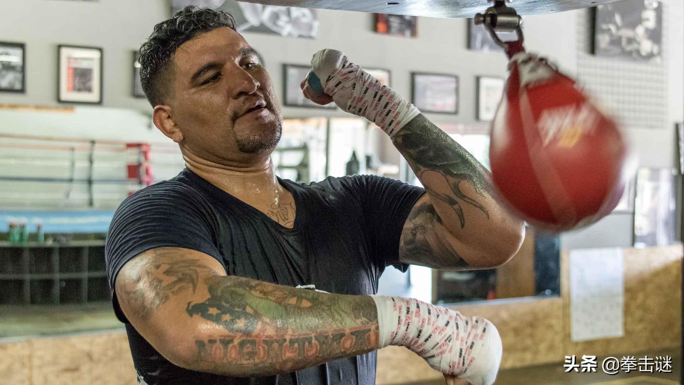 """""""小胖""""鲁伊兹4月24日复出拳坛,对手确定,可惜拳迷非常失望"""