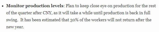 真没想到中国我们过个年,会让亚马逊卖家们这么如临大敌...