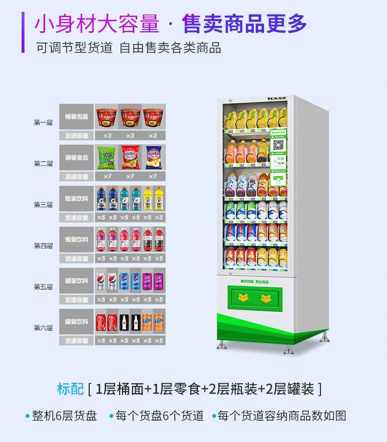 3999元!中吉6N,今年最香的售货机