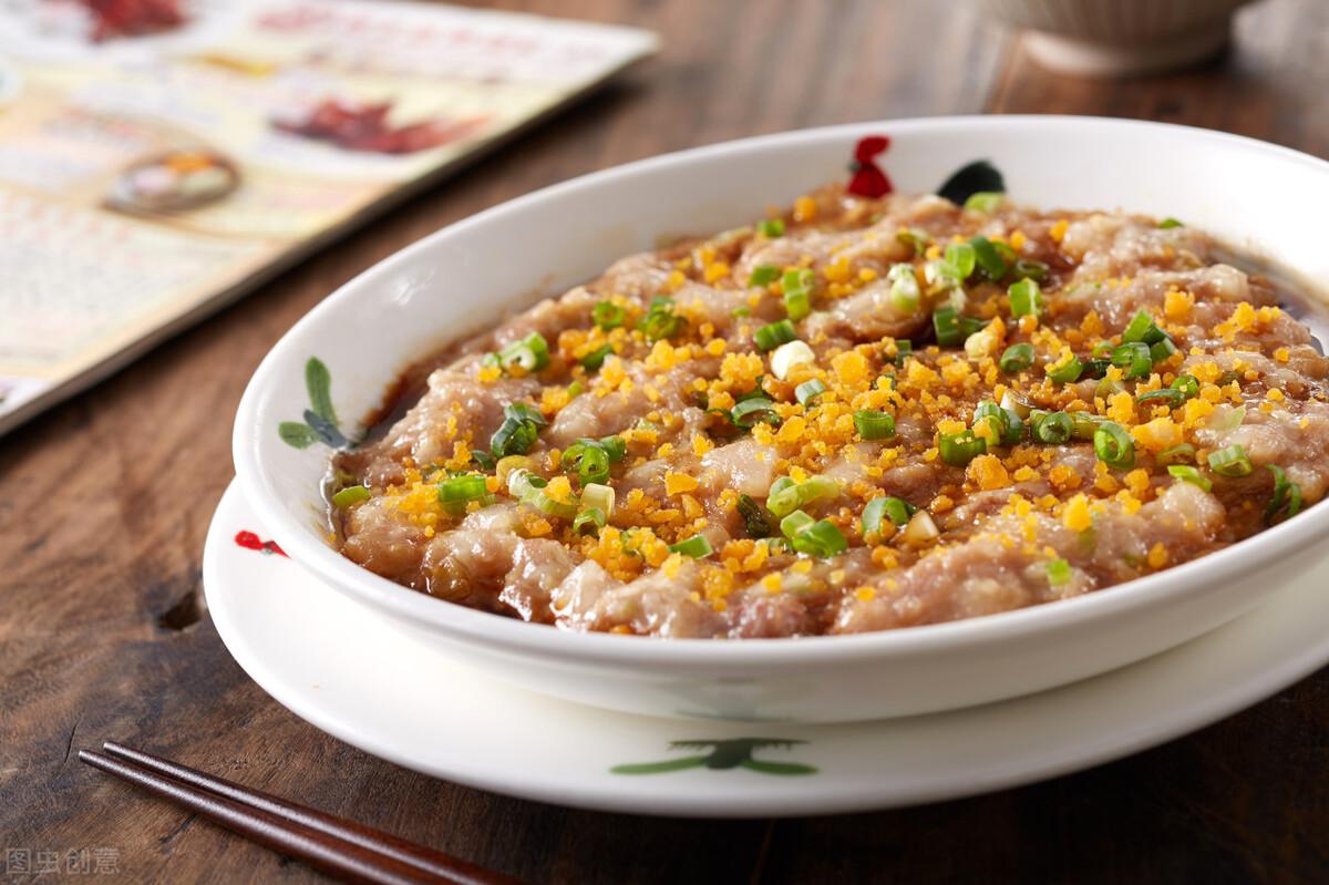 广东人爱吃的肉饼,这6款赶紧学起来,软嫩可口,老少咸宜 美食做法 第1张