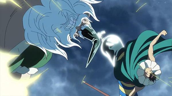 海賊王中的5大強悍踢技,惡魔風腳溫度高,芳香腳能石化對手