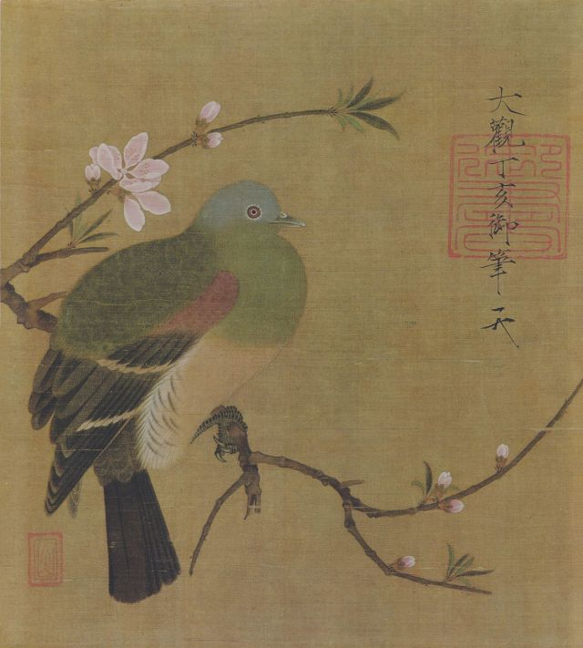 宋朝,花鸟画的黄金时代
