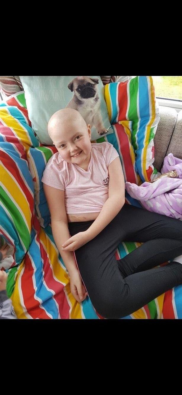 """英妈妈称女儿身上有癌症患者的""""一股怪味"""",不久女儿确诊白血病"""