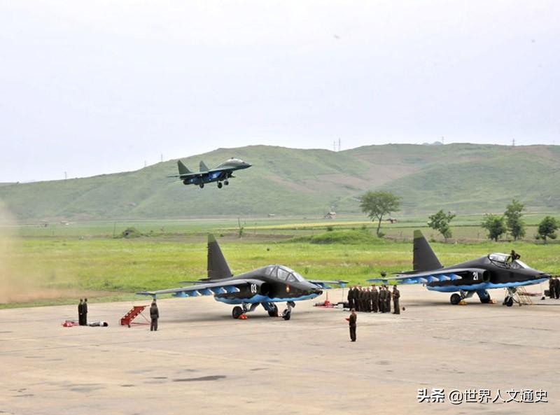 朝鲜空军的未来,主力仍是米格21与米格23,渴望拥有歼10