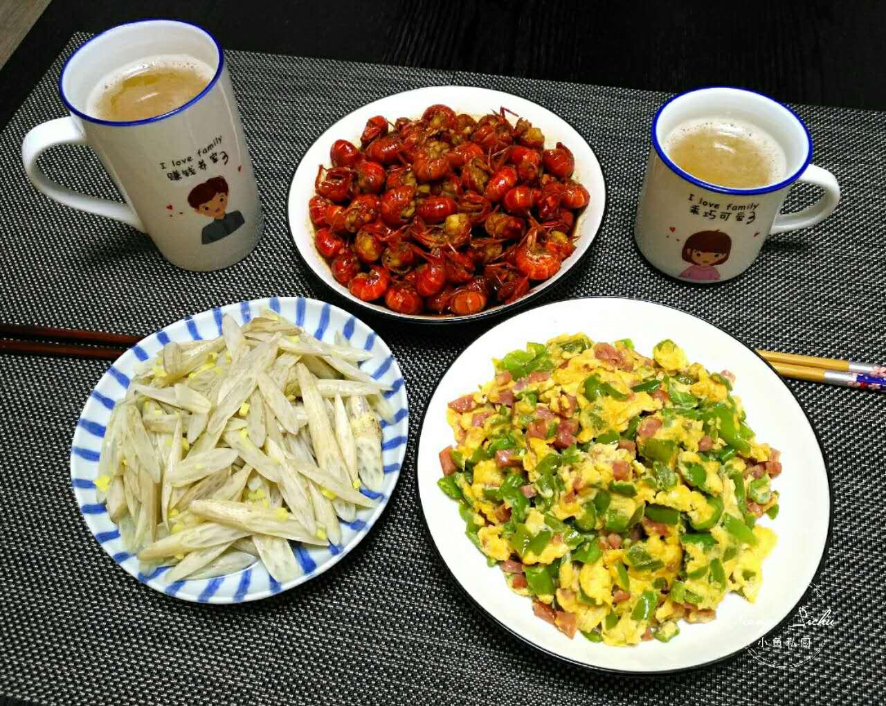 晒晒我家一周的晚餐,7天不重样,营养又开胃,好吃还省钱 美食做法 第1张