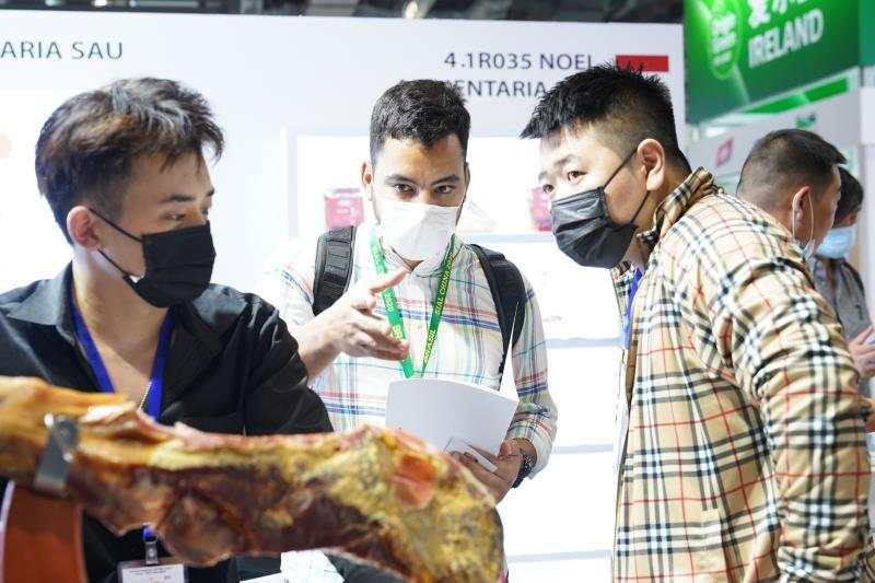 中國國際食品和飲料展覽會閉幕強勢展現中國食品行業復蘇信心
