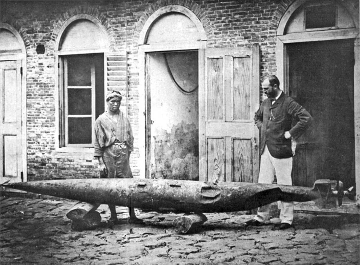 鱼雷发明了150多年,目前只有九个国家能研制出?鱼雷很难造吗?