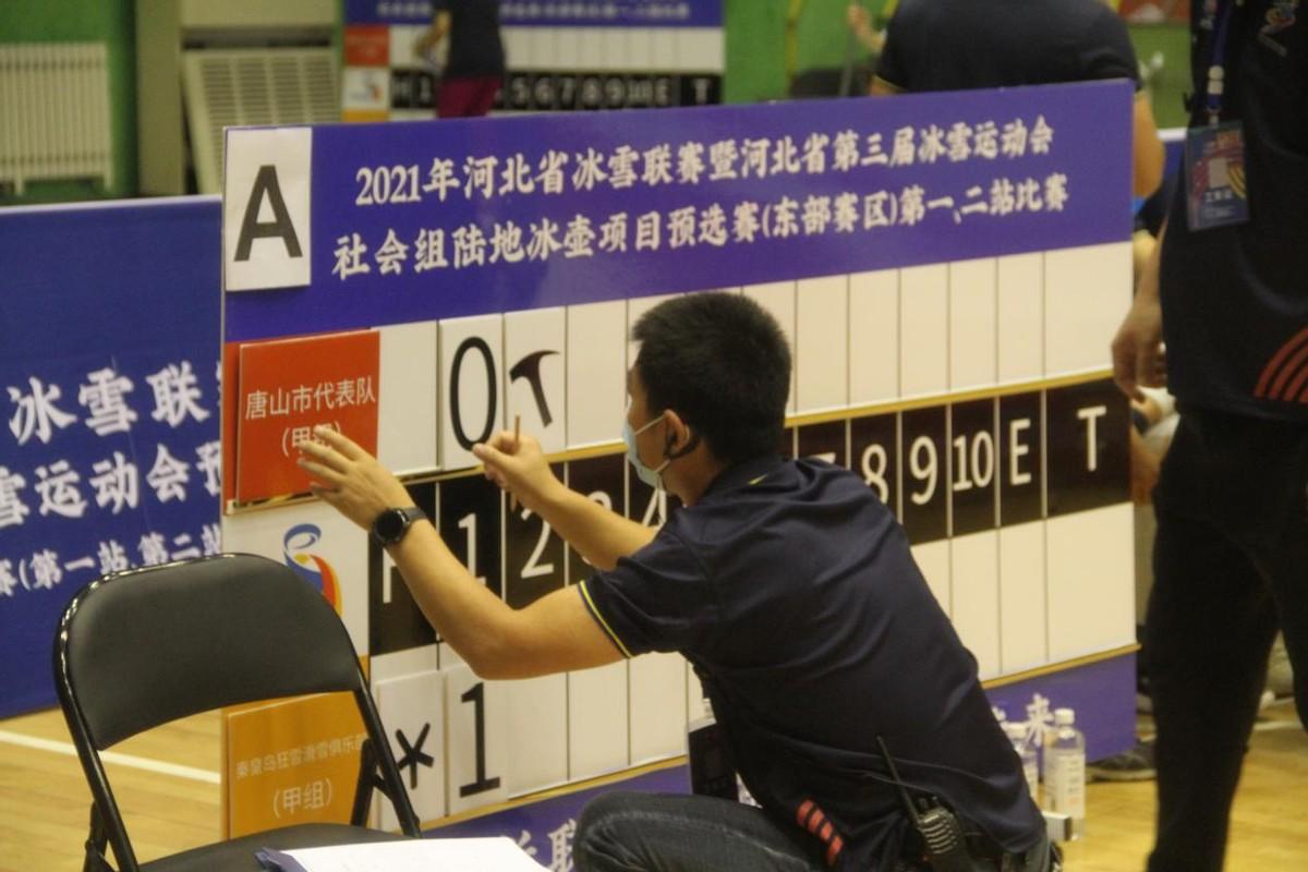 河北省冰雪联赛暨河北省第三届冰雪运动会预选赛在唐山举办