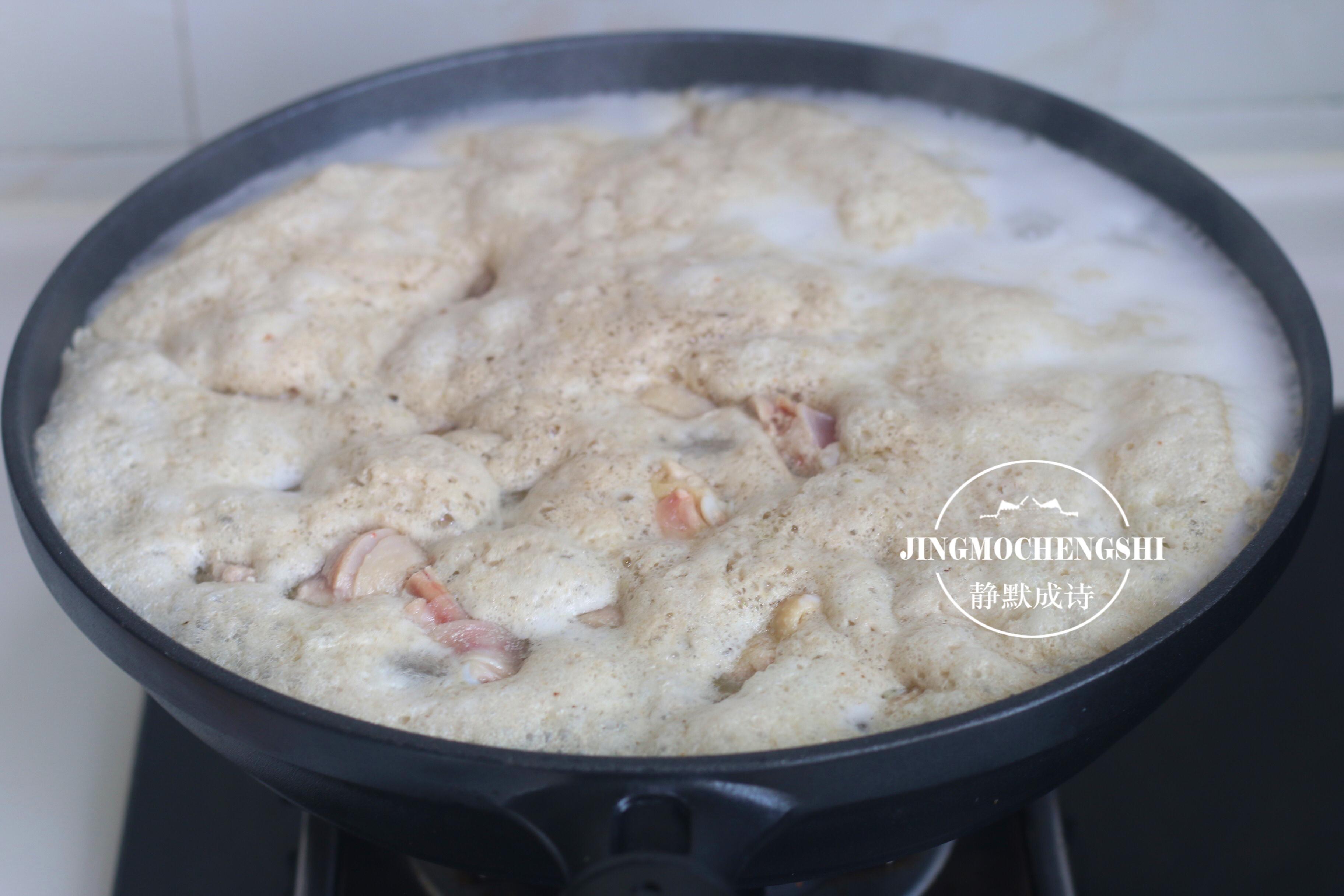 鸡腿和它是绝配,像我这样烧上1锅,好吃又解馋,你也来1勺?