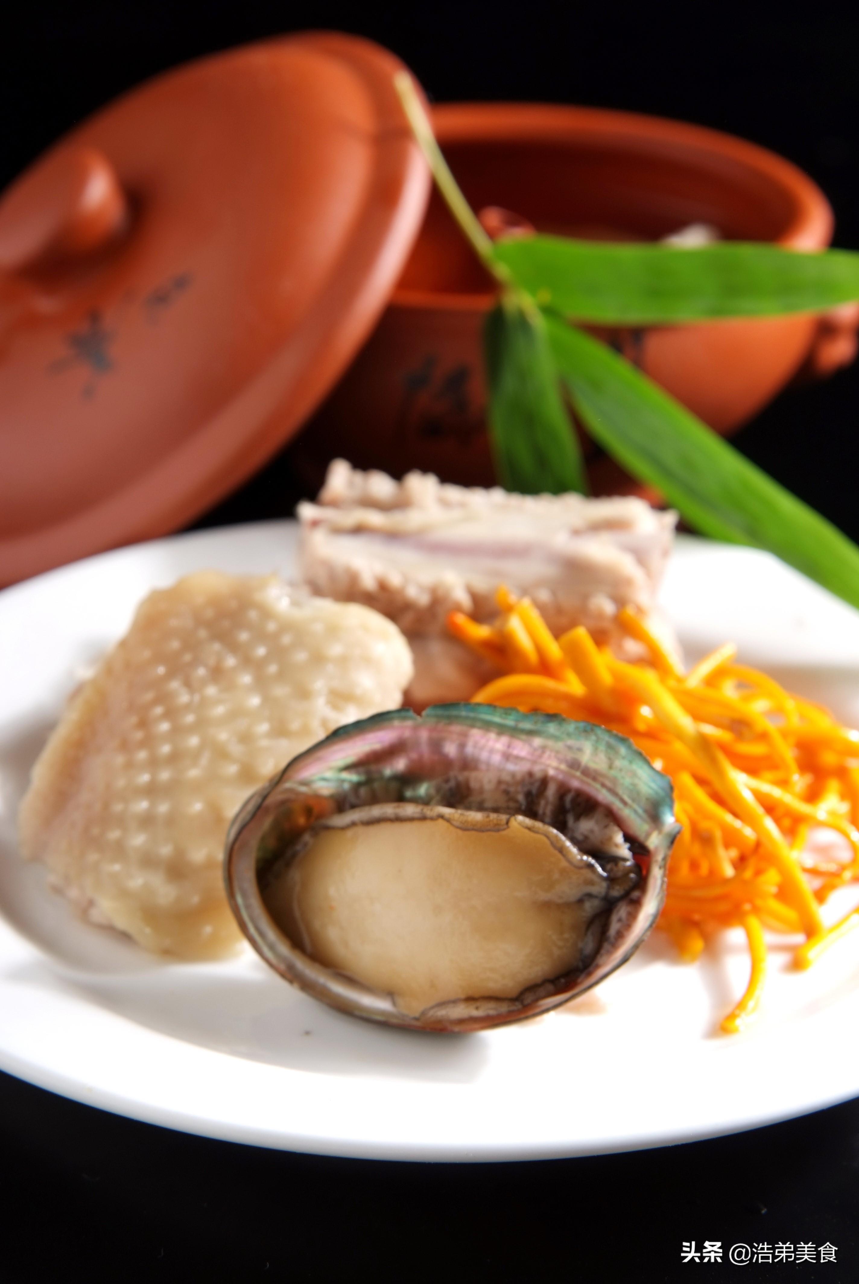 """厨师长分享:""""粤菜100道"""",其中还有10大广东名菜 粤菜菜谱 第24张"""