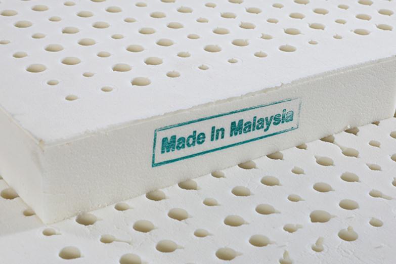 苏老伯乳胶床垫品质过硬 飘香海外