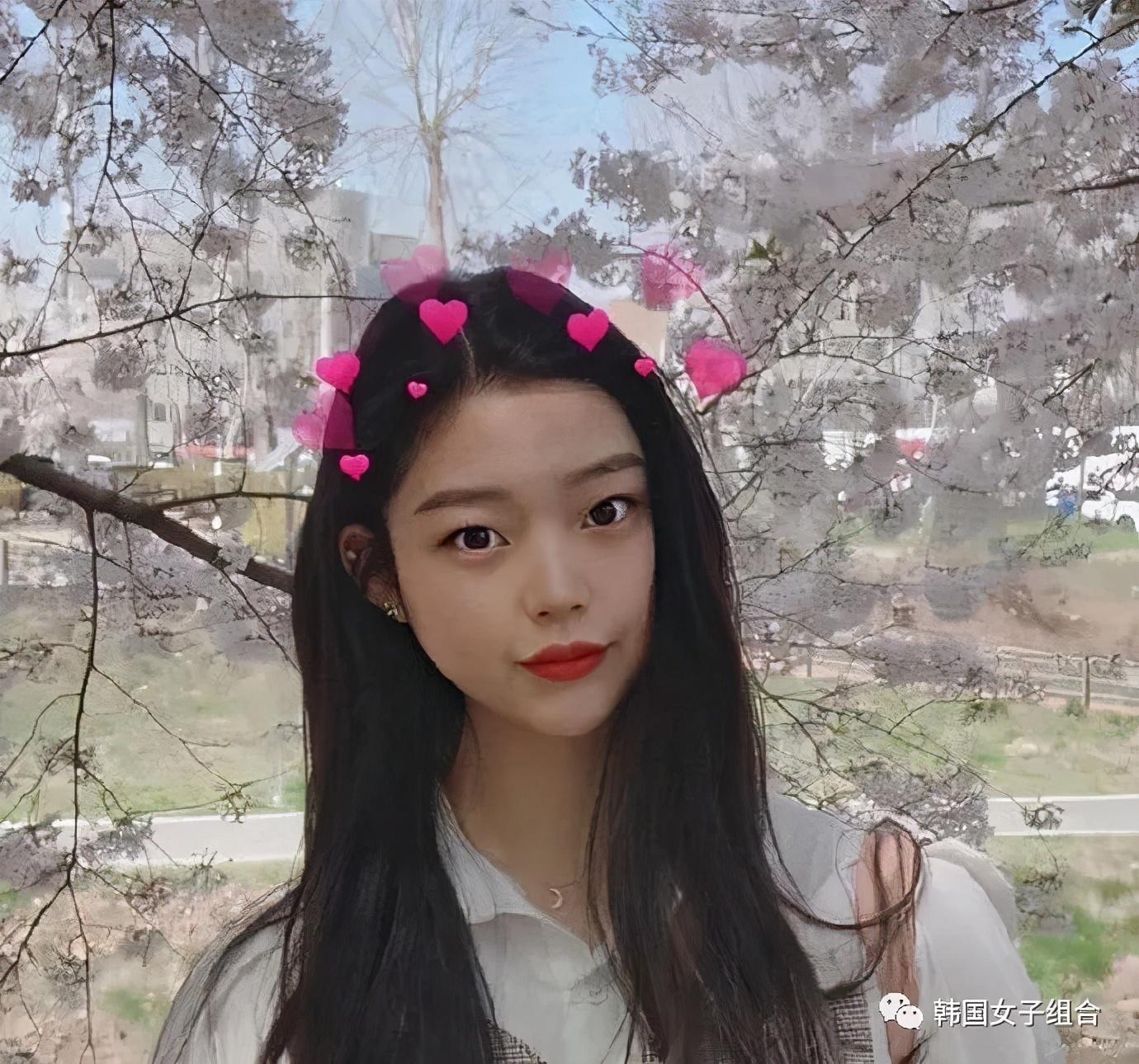 韩网友热议的,03年生的SM非公开女练习生
