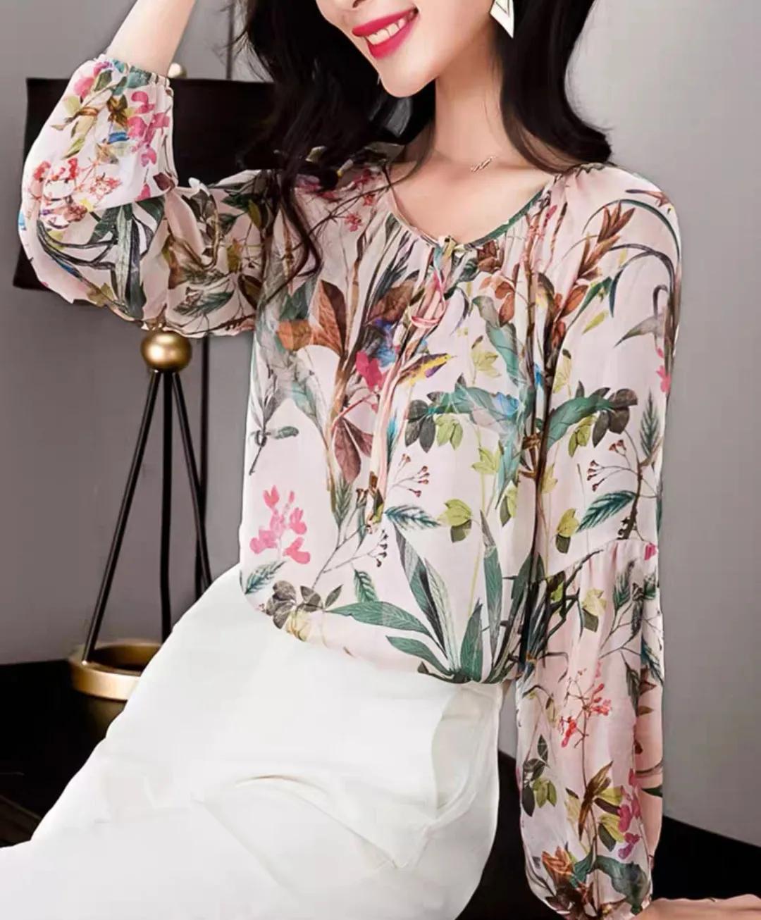 我与春花有个约会:不可错过的花衬衫