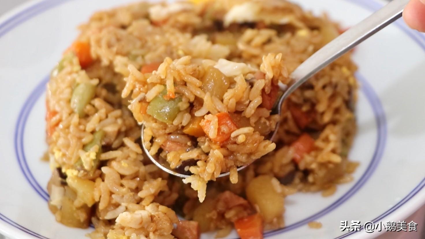 自从米饭学会这样煮,我家大米不够吃了,连挑食的孩子都抢着吃 美食做法 第9张