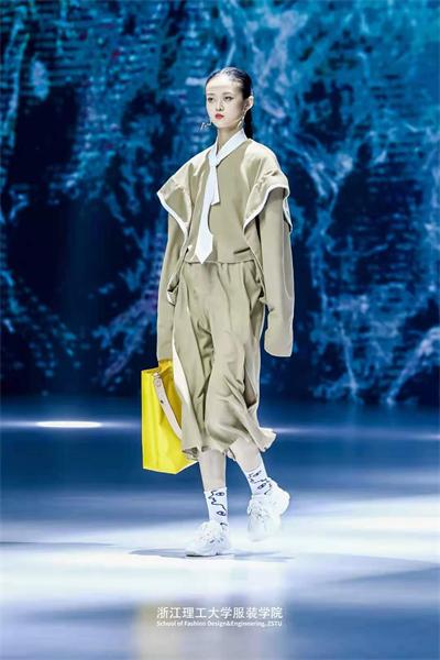 无竟|浙江理工大学服装学院2021届服装与服饰设计专业毕业展演