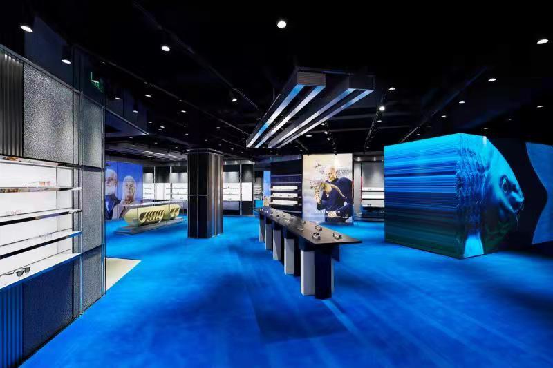 银河手机版app首家GENTLE MONSTER HAUS SHANGHAI零售空间揭幕