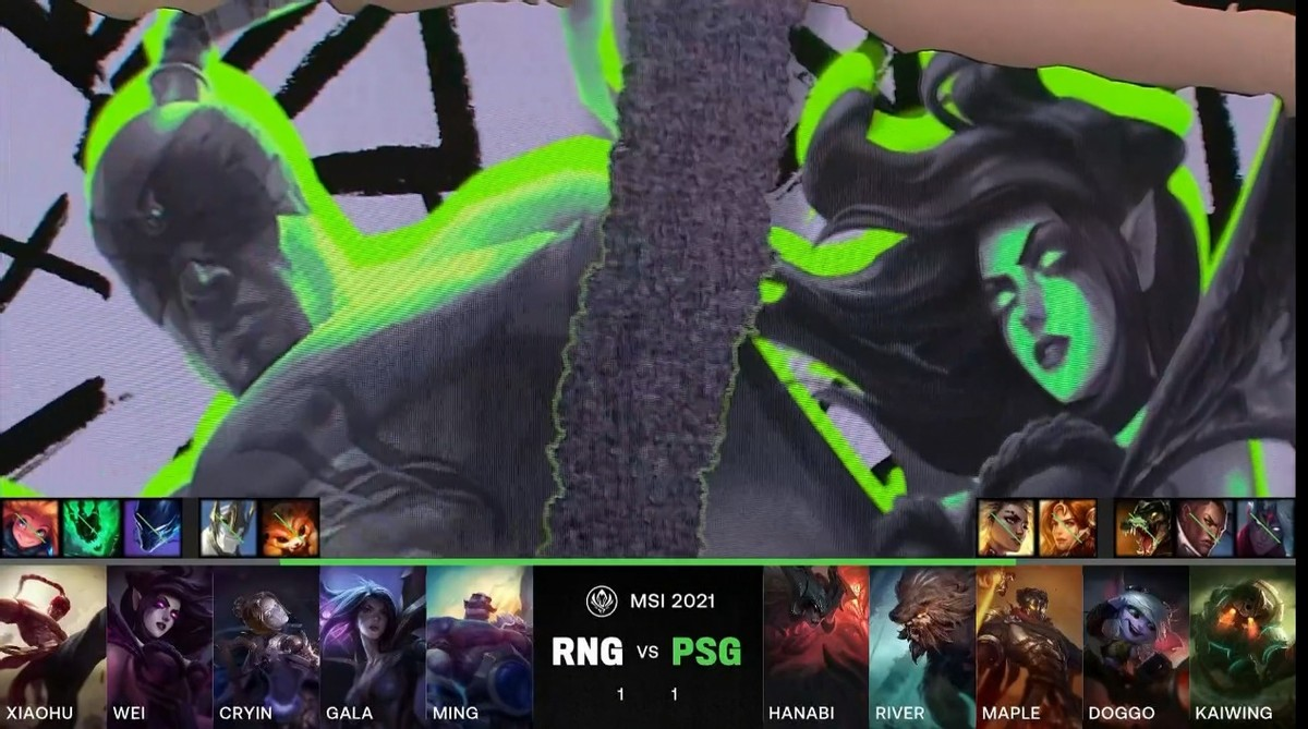 MSI半决赛:RNG对战RNG第三局,这才是RNG,这才是比赛