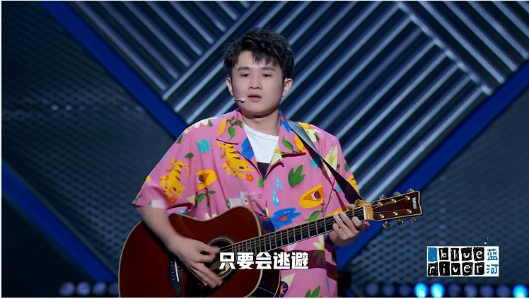 脱口秀大会第三季:音乐脱口秀第一人,王勉,破茧成蝶