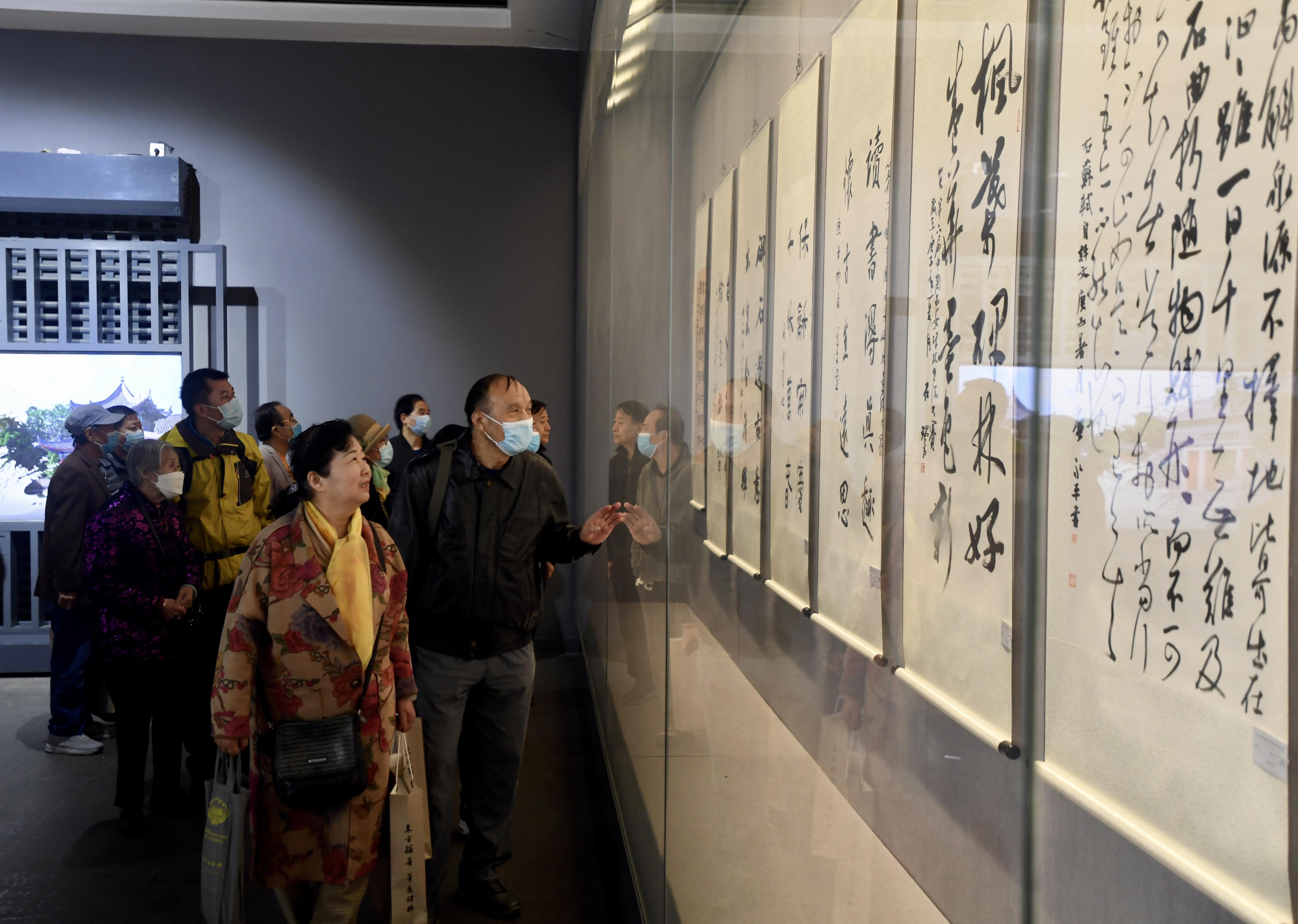 第六届西安碑林书法艺术节开幕……多项书法惠民公益活动开启,邀全市人民共品翰墨之美