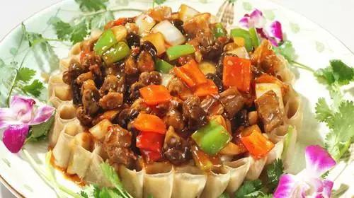 地道的山西美食大全 晋菜菜谱 第6张