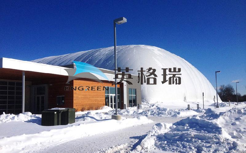 膜结构建筑场馆保温性能良好