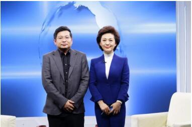 央視對話漢匠坊酒業有限公司董事長:徐鴻飛
