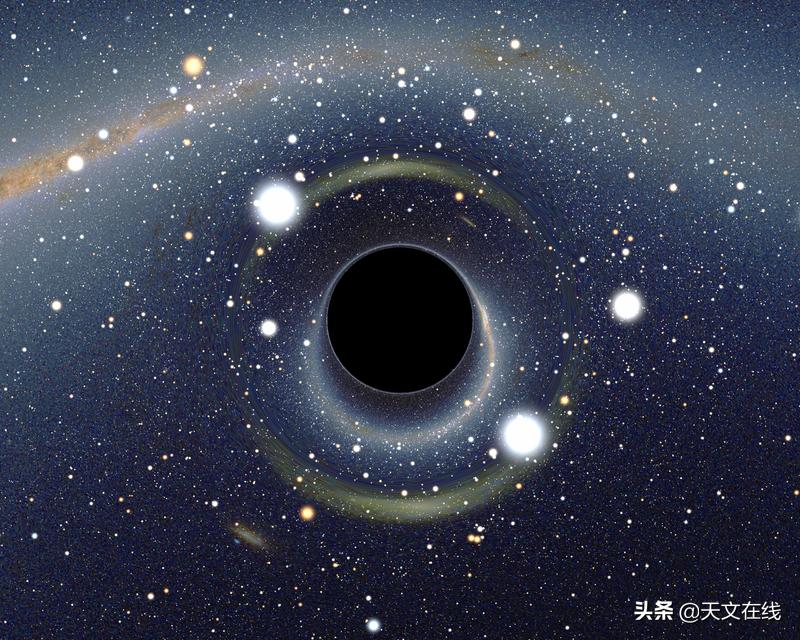 2019年,M87星系的出现,让黑洞这个词引爆互联网