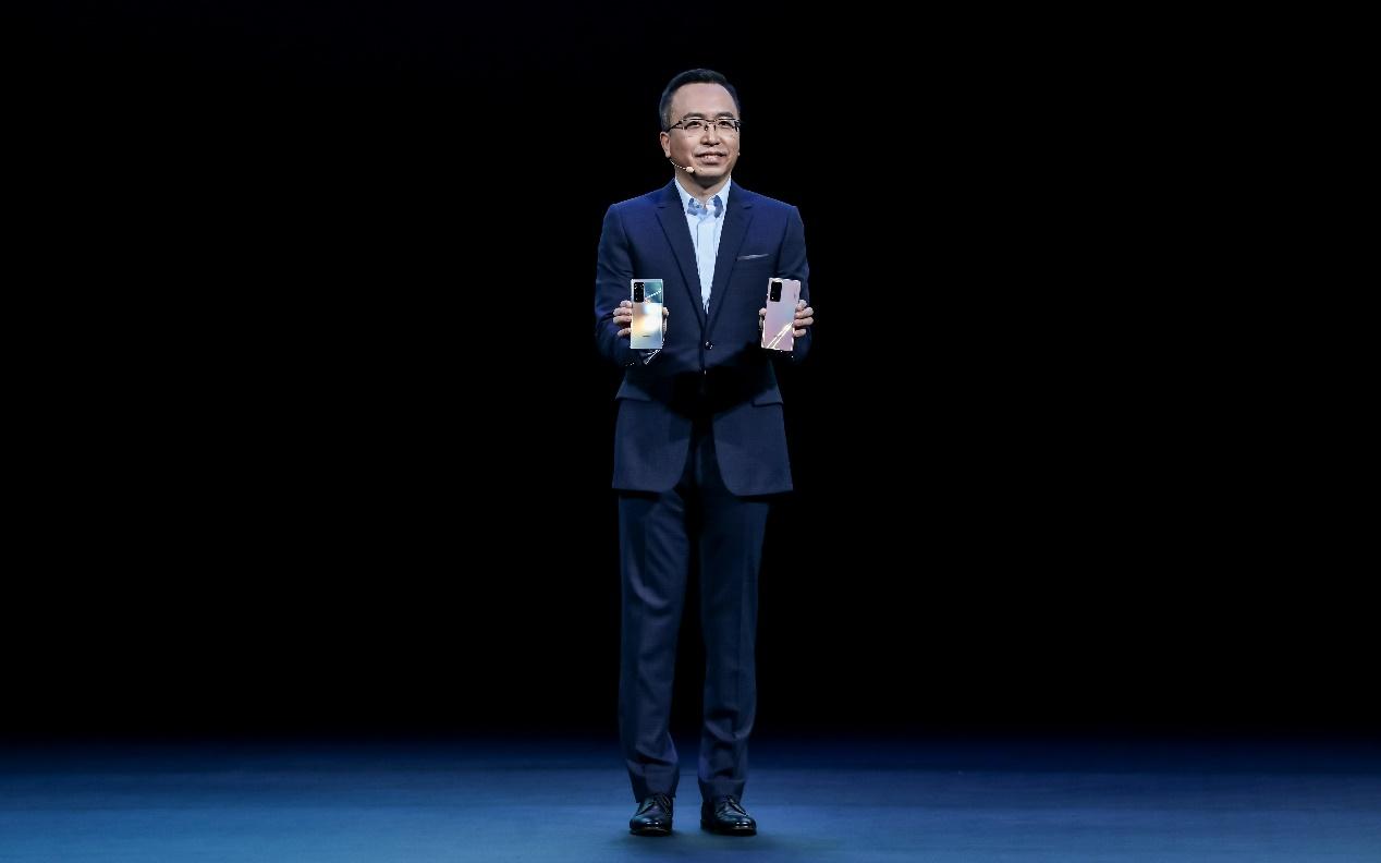 荣耀 V40 正式发布:10 亿色视网膜级超感屏 3599 元起