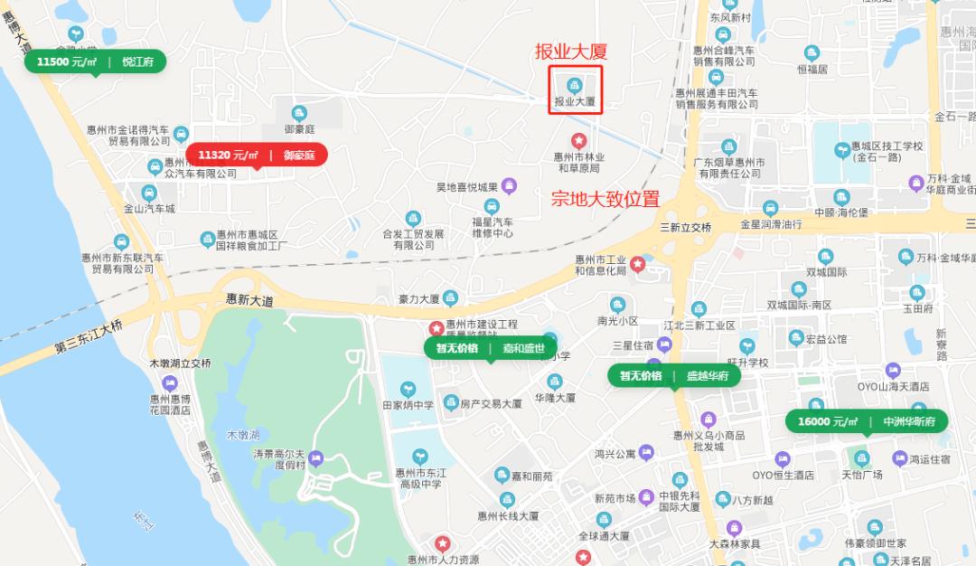 創新高!樓面價7784元/㎡!泰豐8.9億元斬獲江北商住地