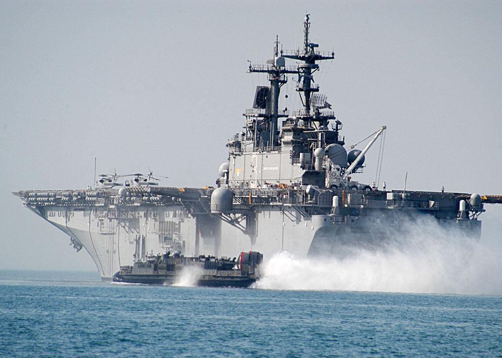 美军登陆战精英冥思苦想,怎样才能打败中国?结论:使用廉价武器