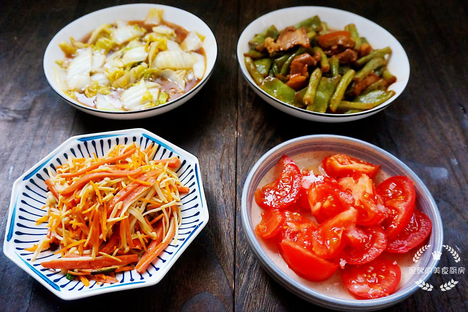 晒晒我家的晚餐,7天不重样,营养丰富,网友:生活有滋有味 美食做法 第2张