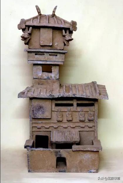 中国建筑(十二)中国古代建筑之汉代建筑二