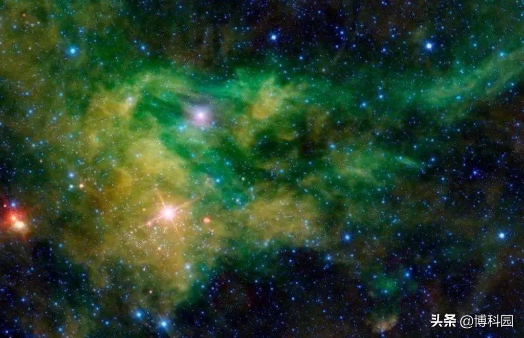 人工智能在天文学中:发现并绘制出18845个红外暗云目录