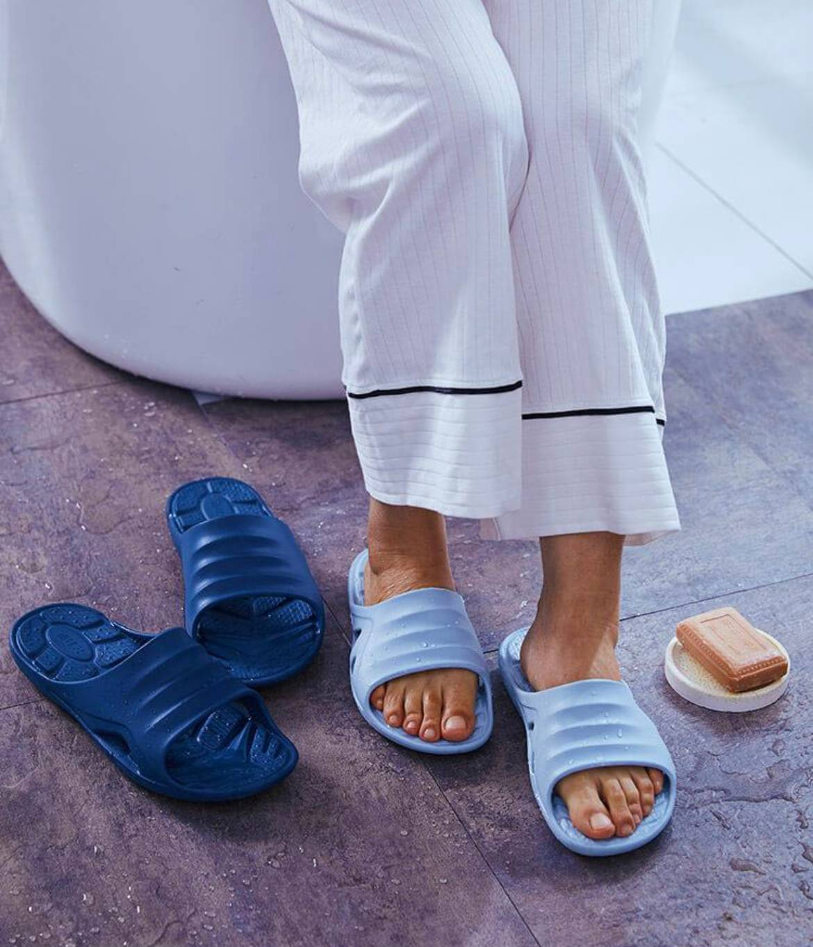 老人夏季适合穿什么鞋?