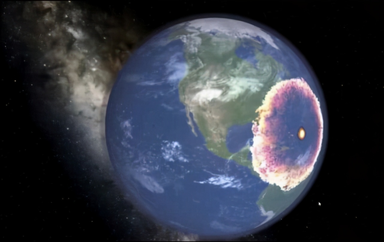 最新测量:超三百米的小行星阿波菲斯可能会在2068年撞击地球