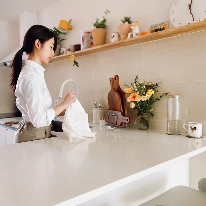 看了这个韩国太太的家,我学会了很多装修经验,解决许多生活痛点