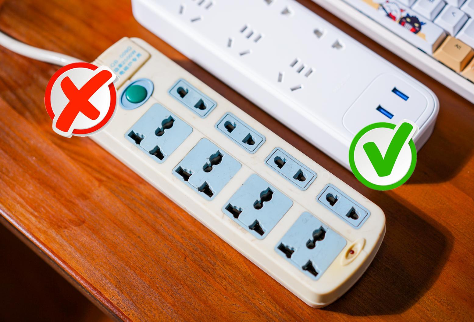 """实用的""""万能插座"""",为何被国家禁止使用?看看它的危害就明白了"""