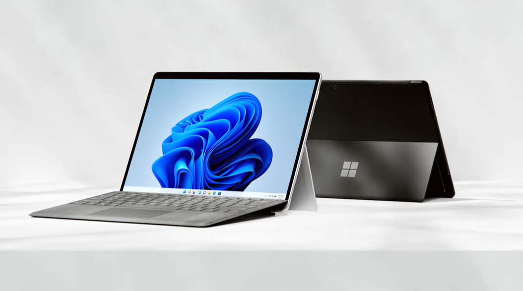 微软发7110元轻薄本Surface Pro 8 13寸屏支持120Hz高刷