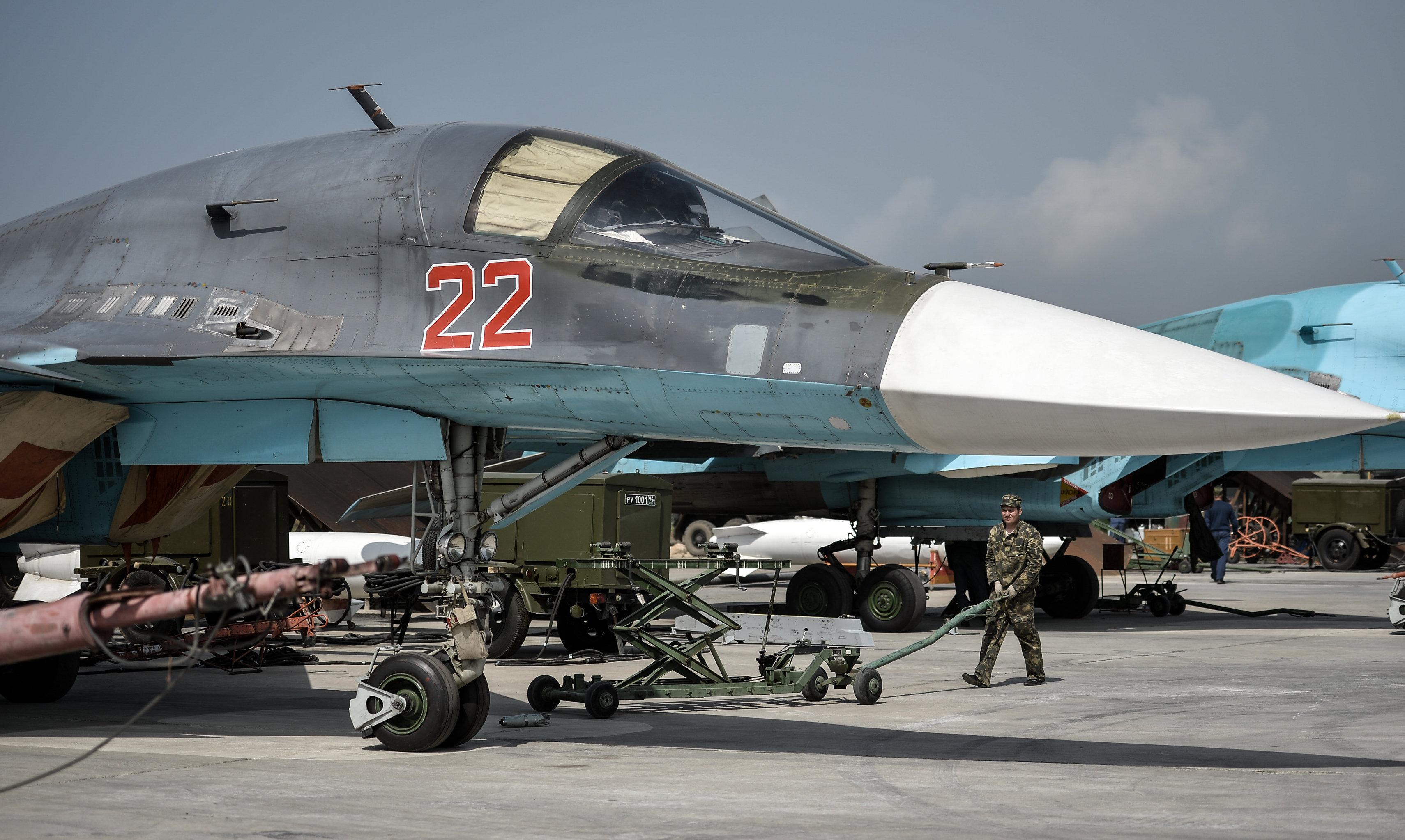 俄罗斯力挺的苏34,多次推销给中国,却始终无法走进中国的大门