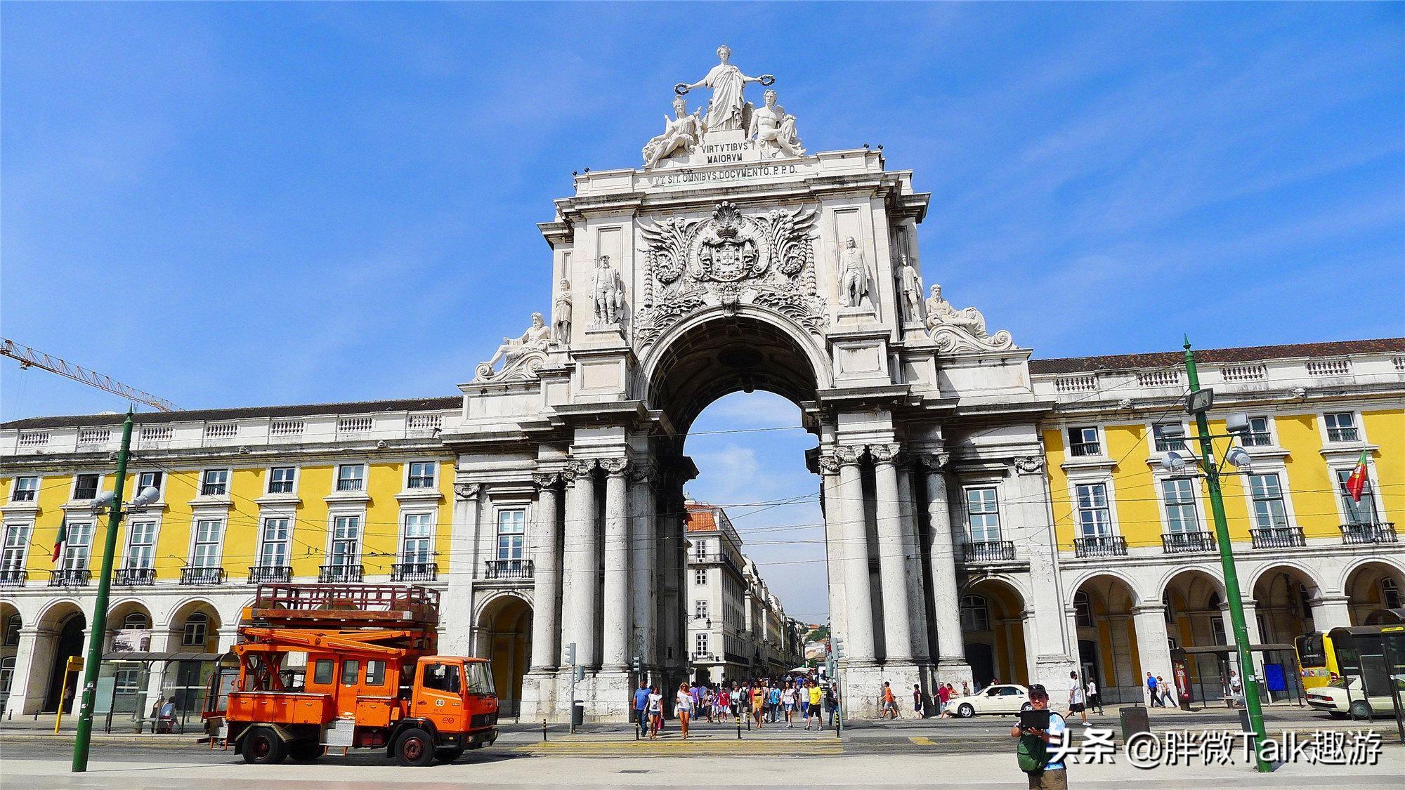 探访葡萄牙里斯本,这里有着与众不同的修道院和文化街
